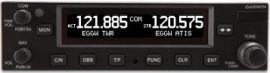 Nouvelle VHF-VOR  GARMIN 8.33
